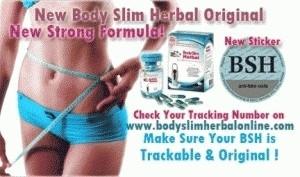 body slim herbal bsh original kode bisa ditracking