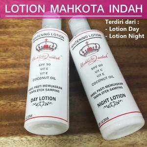 LOTION WHITENING MAHKOTA INDAH ( PEMUTIH )
