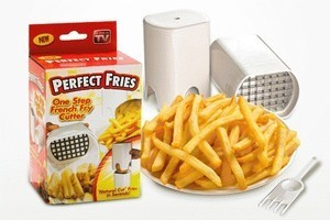PERFECT FRIES AS SEEN ON TV