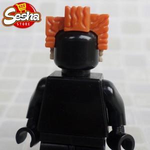 LEGO Orange Hair - LEGO Minifig Part