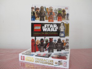 Lego Star Wars  character encyclopedia updated and expanded boba fett