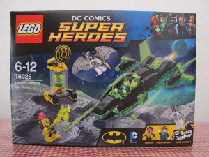 Lego Super Heroes 76025 - Green Lantern vs Sinestro