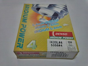 Busi Denso Iridium Power Original IK20L