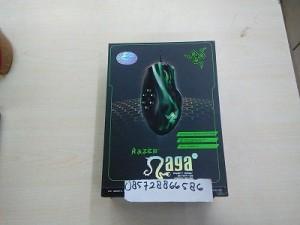 Razer Naga Hex Green 5600dpi Gaming Mouse
