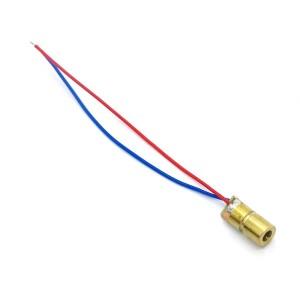 650nm 5V Head Laser Diode