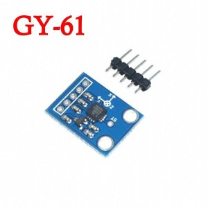 GY-61 ADXL335 Module Triaxial Acceleration Gravity Angle Sensor