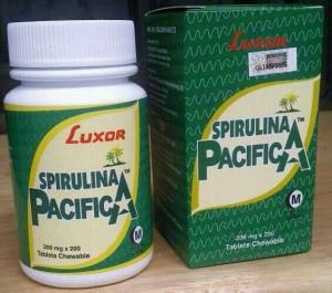 Luxor spirulina PacificA/herbal