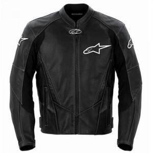 jaket racing/bikers kulit domba asli