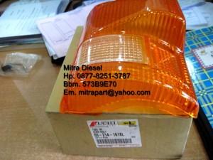 3176 MIKA LAMPU SENT 214-1618L 6D16 DUMP MITSUBISHI TRUCK