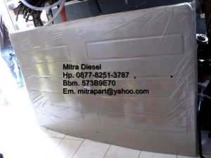 3112 MC907541 CAMBFT-KTPL PLAFON F.T KTB 6D16 DUMP MITSUBISHI TRUCK