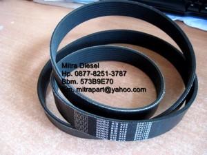 3172 8PK1720 VBELT BANDO EXCAVATOR KOMATSU PC200LC S6D102E
