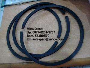 3169 RING PISTON HIDROLIK FUSO ADR 6D16 DUMP MITSUBISHI TRUCK