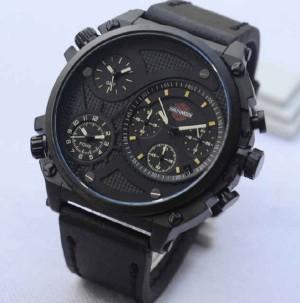 jam tangan Harley Davidson Triple Time