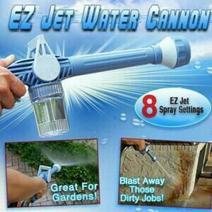 Ez jet water cannon/semprotan Air Dahsat