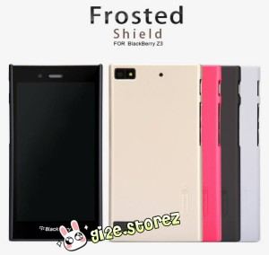 Nillkin Case Blackberry Z3 Cover ( Free anti gores )