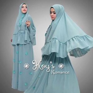 Busana Muslimah Romance 2 by koys