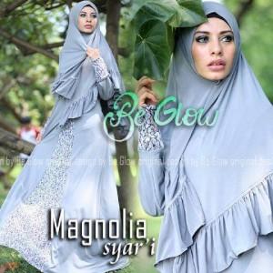 Baju Muslimah Magnolia by Be Glow