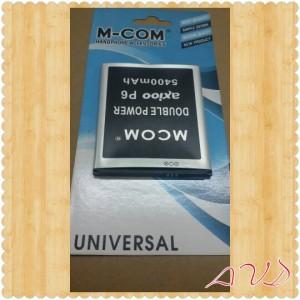 Baterai Hp Axioo Picopad 6 Double Power Merk M Com