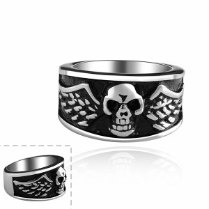 High Quality Skull Ring
