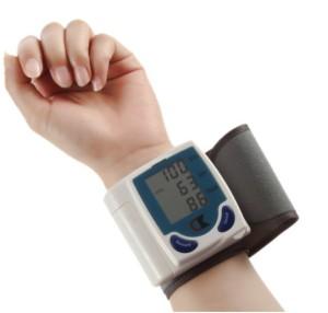 Blood Pressure Monitor Sphygmomanometer Portable Tekanan darah jantung