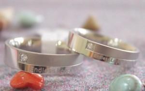 Cincin Couple / Cincin Tunangan / Cincin Nikah CR-011