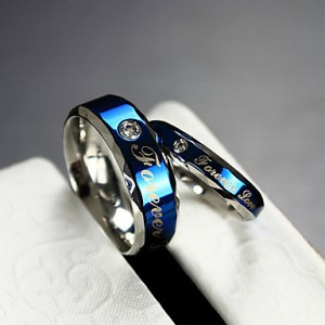 Cincin Couple / Cincin Tunangan / Cincin Nikah CR-010