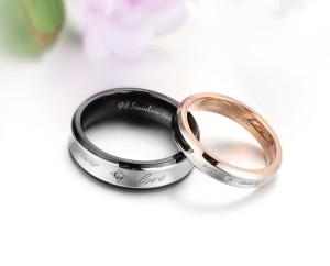 Cincin Couple / Cincin Tunangan / Cincin Nikah CR-014