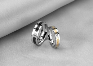 Cincin Couple / Cincin Tunangan / Cincin Nikah CR-013