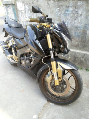 Cover Shock Ns200