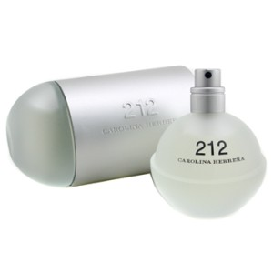 CAROLINA HERRERA 212 WOMAN 100ml