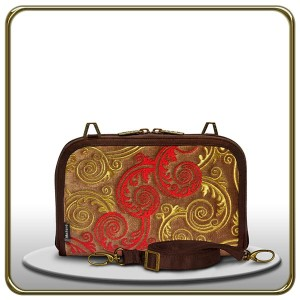 Dompet Makara Ovale HPO ART GOLD