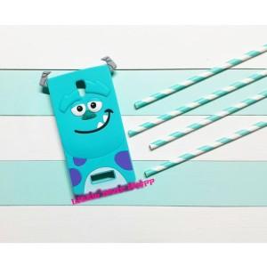 Soft Case 3D Sulley Face Samsung Galaxy E5