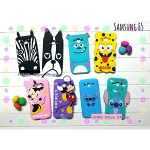 Soft Case 3D Samsung Galaxy E7