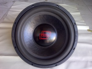 Subwoofer Digital Designs 12-inch, DD512b-D4