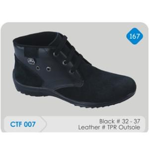 Sepatu Sekolah Anak CtzKids 167 CTF 007