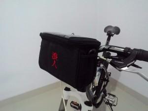 Ronin HB-01 Handlebar Bag Hitam