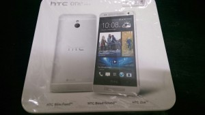 HTC M4 One Mini 601E Silver