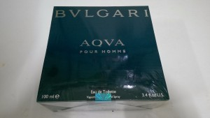 Parfum Bulgary AQVA 100ml