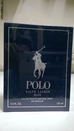 Parfum Polo Blue 125ml Low Price