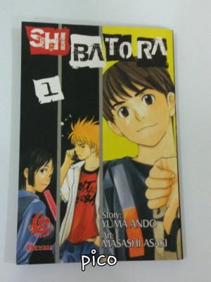Shibatora 1 (Yuma Ando & Masashi Asaki)