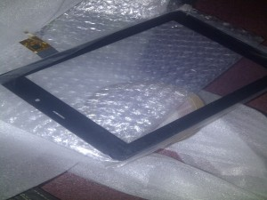 Touchscreen Advan/Vandroid T5A (Original)