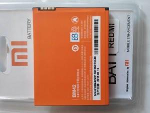 Baterai Original XioMi RedMi Note