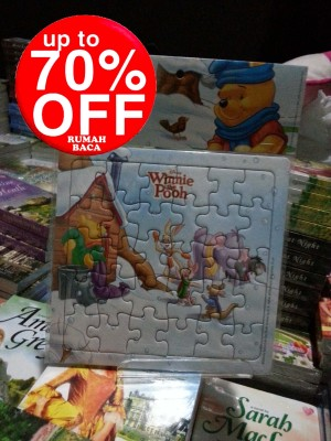 Puzzle Winnie The ooh 002