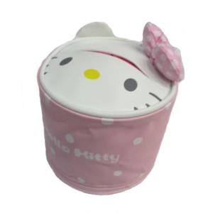 Tempat tissue gulung Hello Kitty