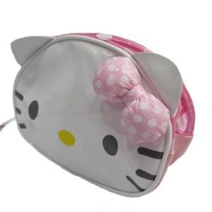 Pouch kosmetik Hello Kitty Pink