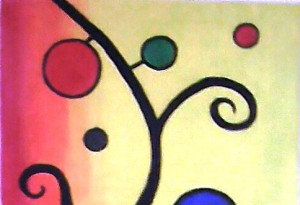 Lukisan Dekoratif 1