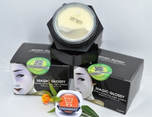 MAGIC GLOSSY ORIGINAL 100%r REAL PIC