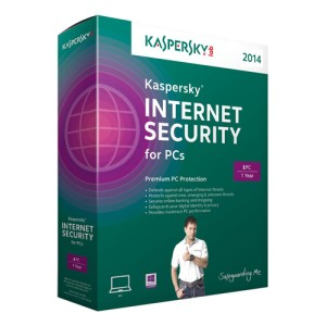 Kaspersky Internet Security 1 user for 1 year