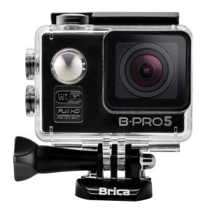 Brica B-PRO5 Alpha Edition Action Camera WiFi - Hitam