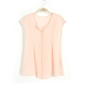 Pink Relax N Casual Thin Top 18443